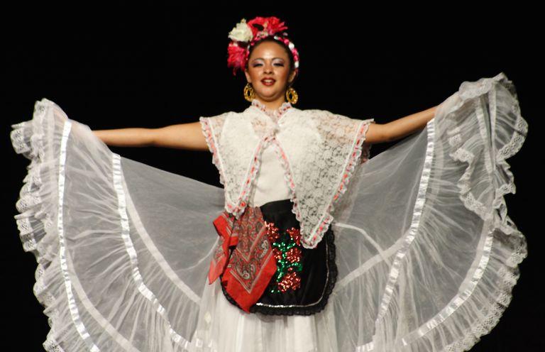 Danzas Folcloricas De Mexico