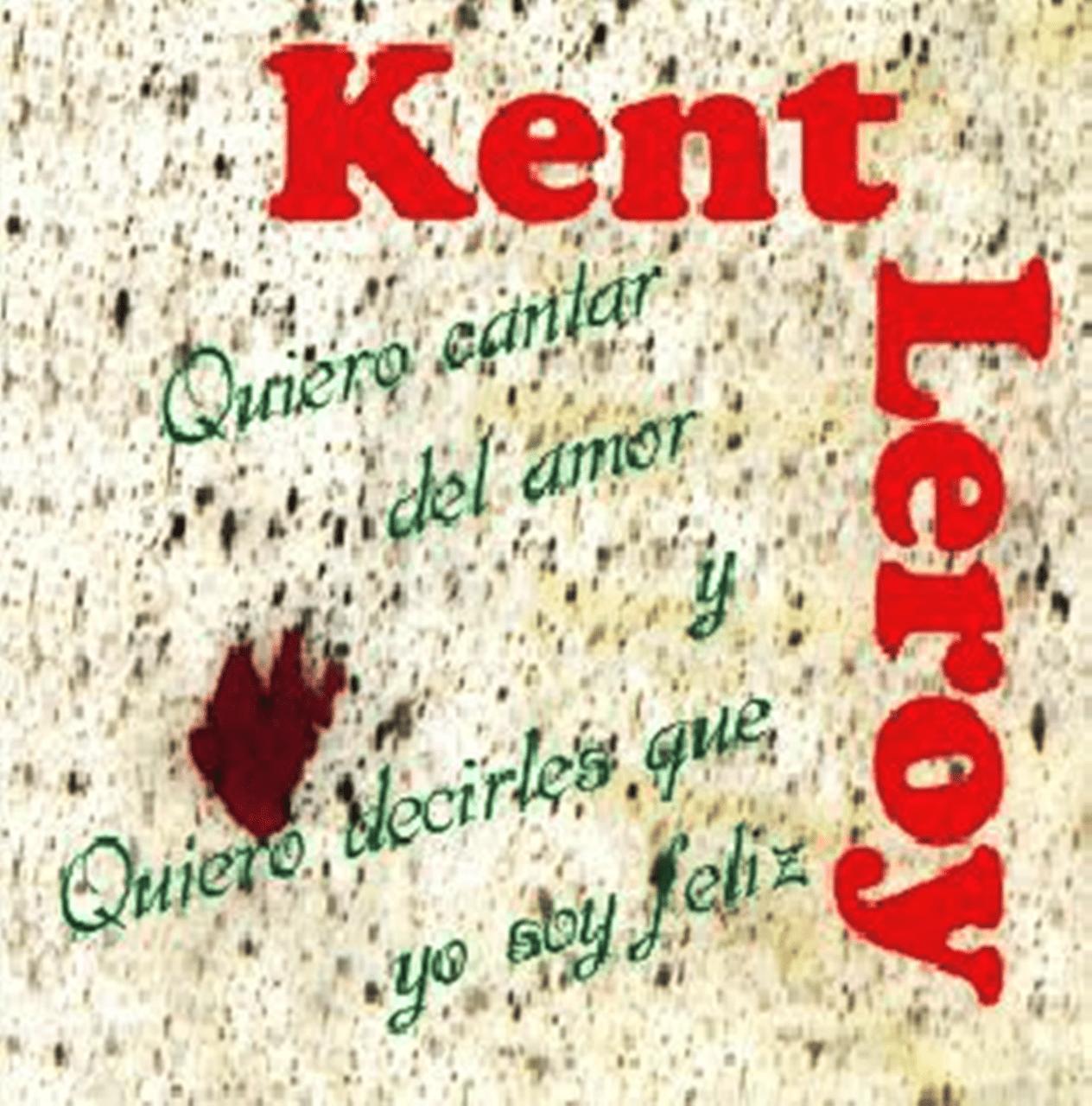 Kent Leroy Quiero cantar del amor