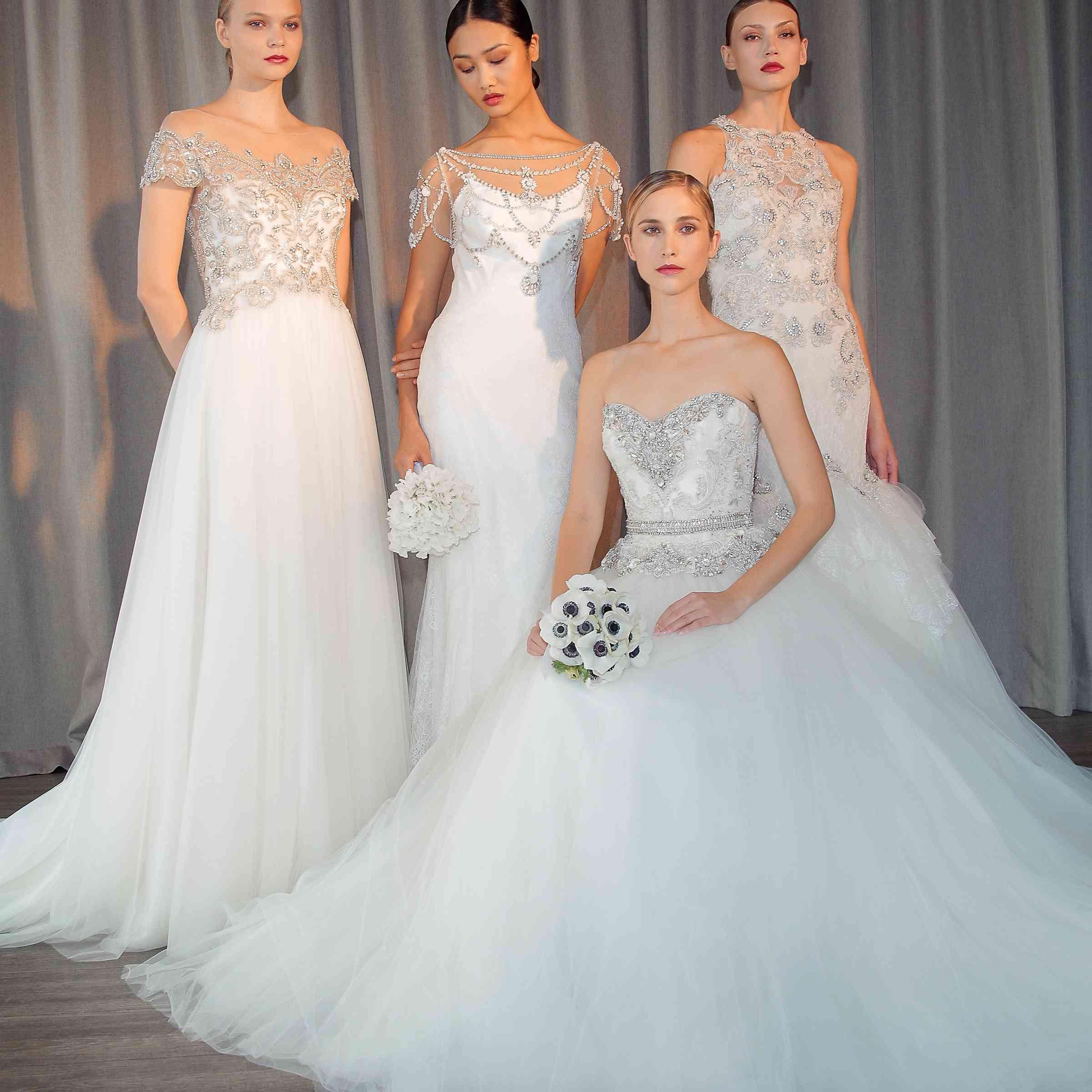 Top 8 diseñadores de vestidos de novia que toda novia debe conocer.