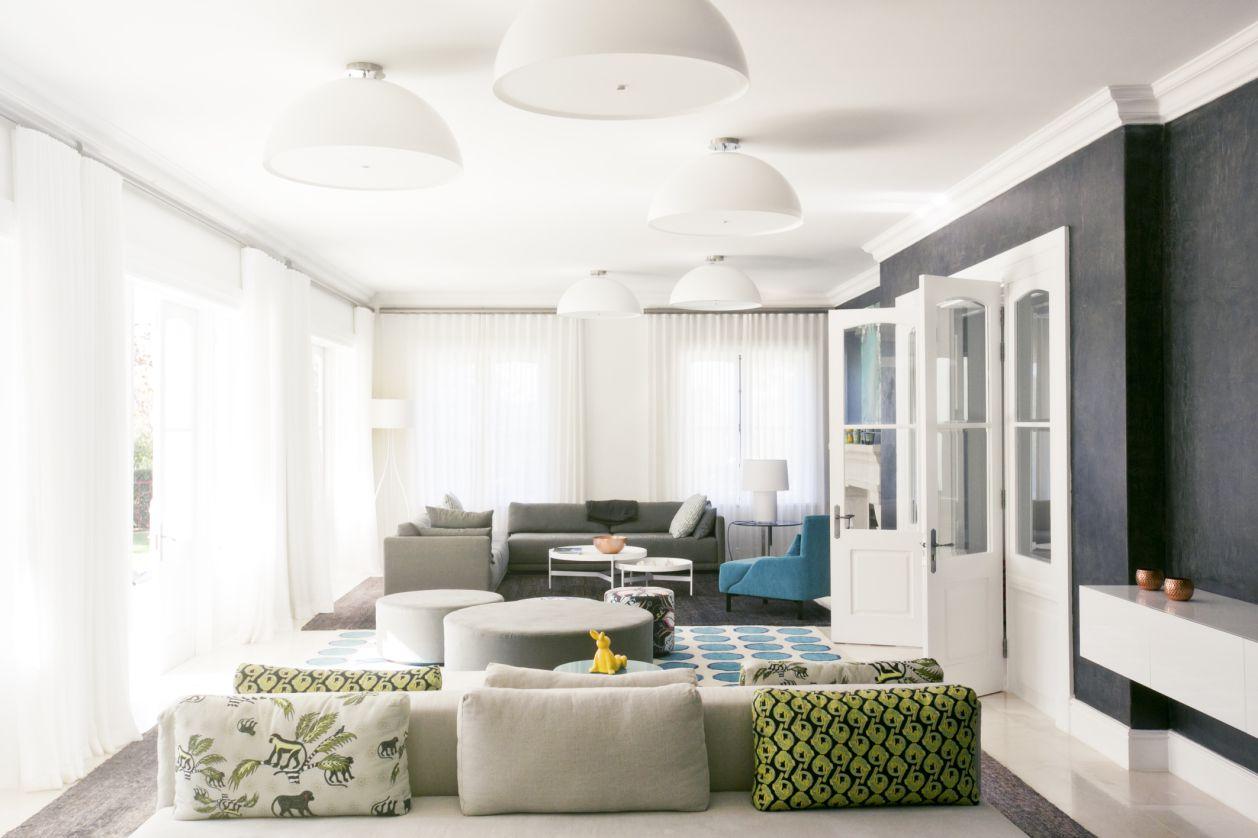 Sala con color