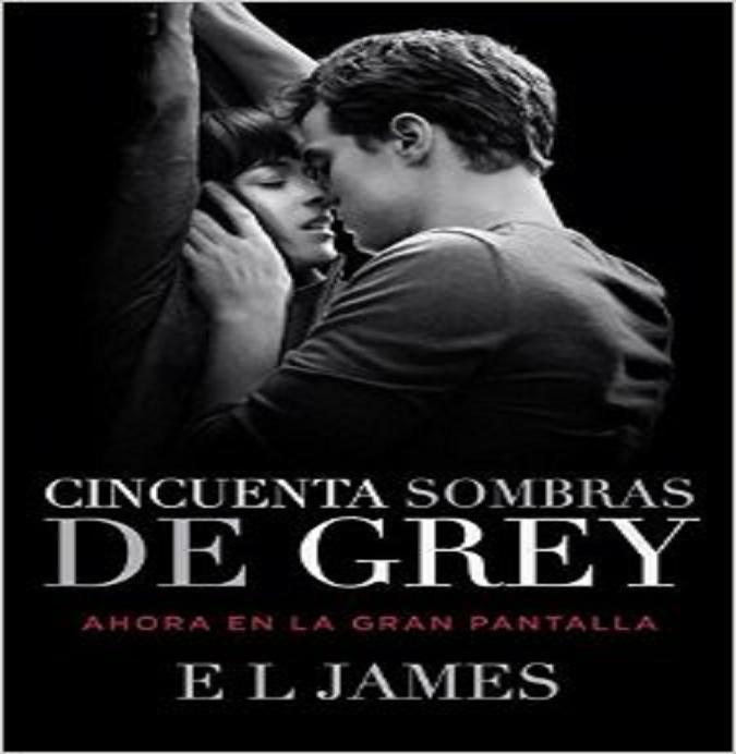 50 sombras de Grey Movie tie in edition