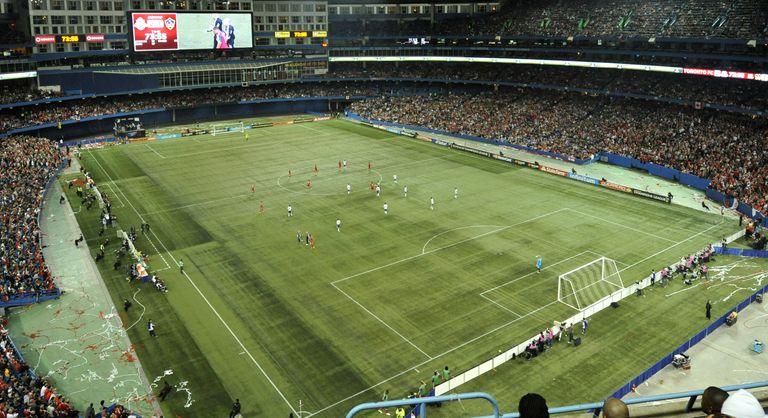 La cancha de Toronto FC de la MLS. Getty Images af736fb9589be