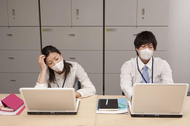 La contaminación de interiores afecta a millones de personas.