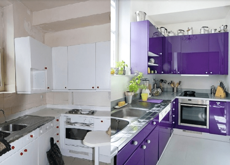 dc5a141e2542 ¿Qué pintura se usa para pintar los muebles de la cocina?