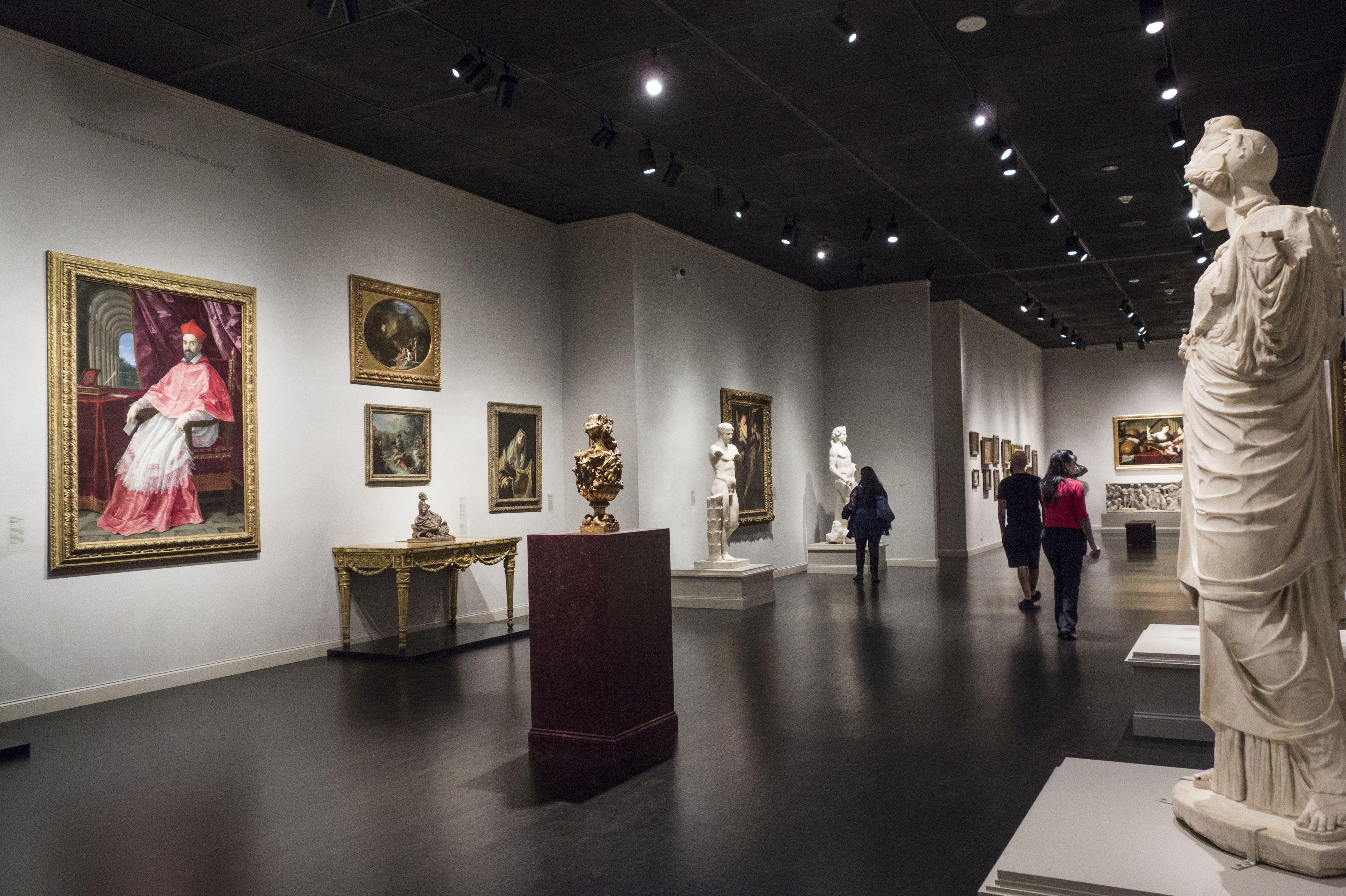 Galería de arte del mundo antiguo, LACMA