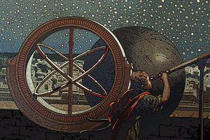 astronomía antigua, astronomía en Grecia, astronomía clásica