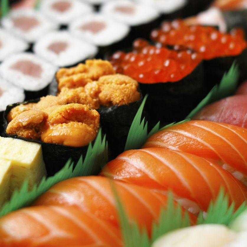 Alimentos Prohibidos En El Embarazo Sushi