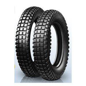 Neumáticos Michelin trial