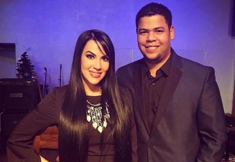 Dúo Tercer Cielo, Juan Carlos Rodríguez y Evelyn Herrera