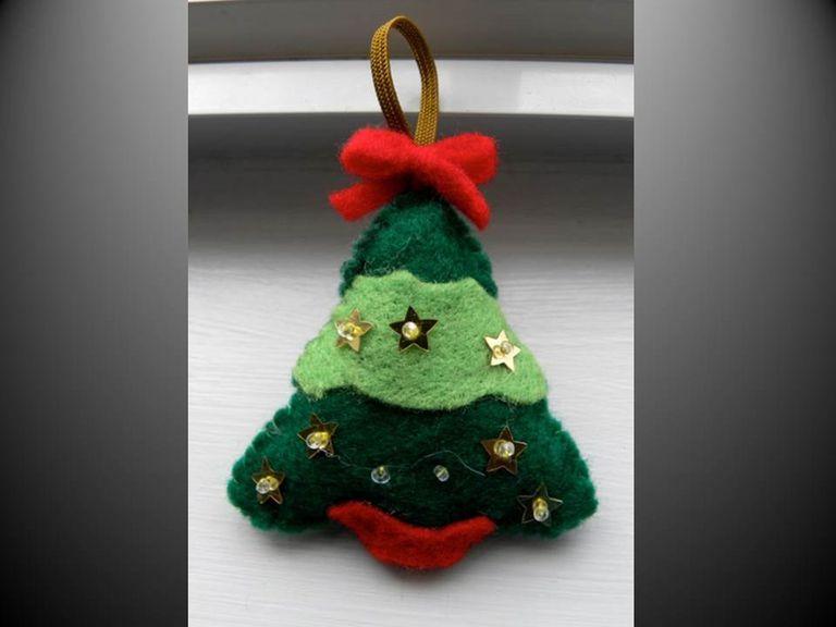 Manualidades Navidenas Con Arcilla.Diez Proyectos De Decoracion Para Navidad