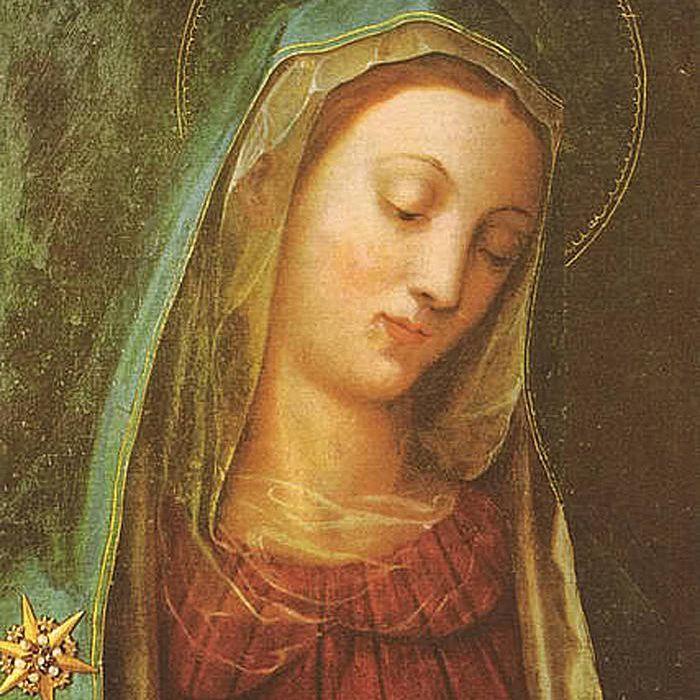 Virgen de la Cabeza Baja
