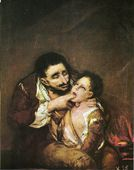 Novela picaresca - Lazarillo de Tormes de Francisco de Goya