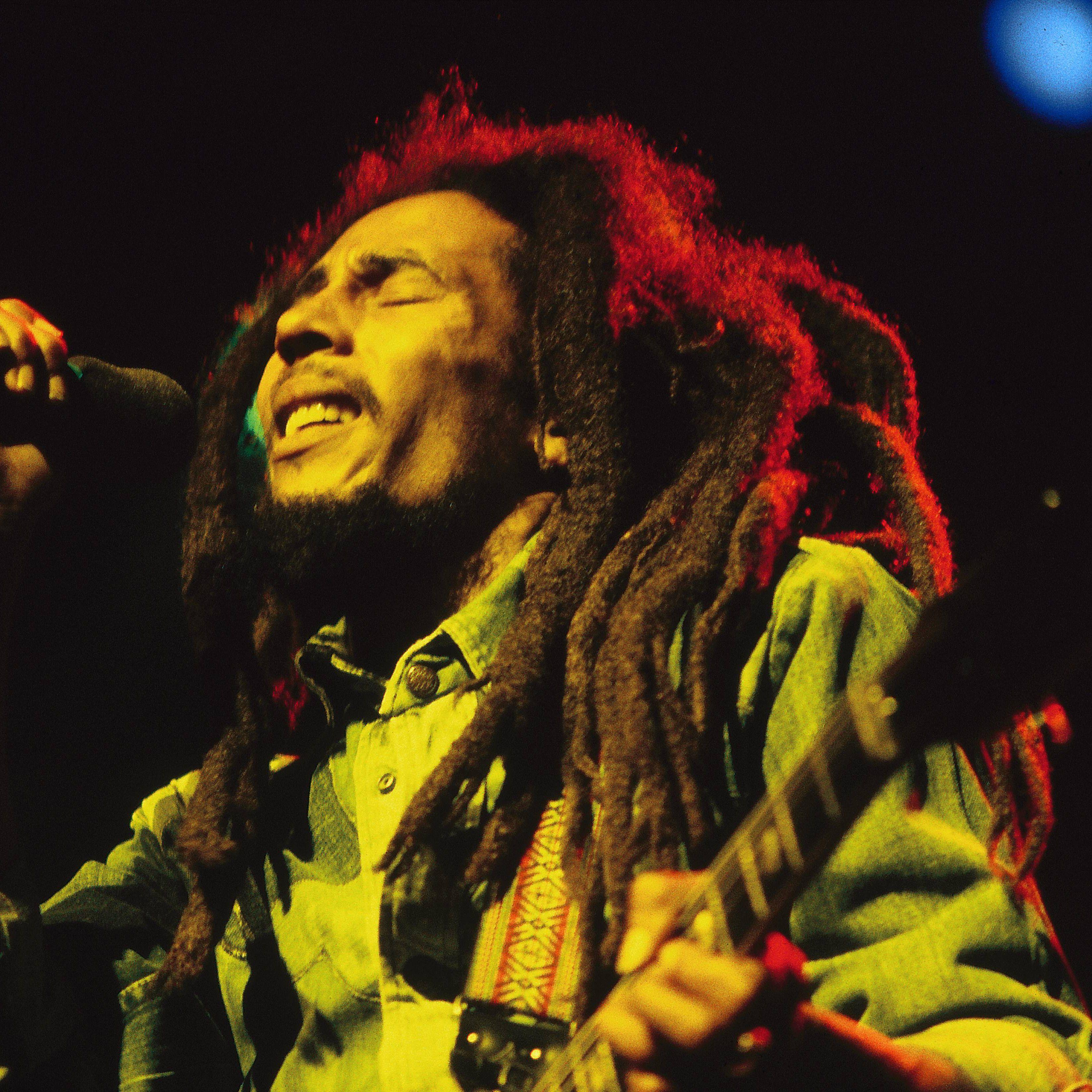 20 Frases De Amor De Bob Marley