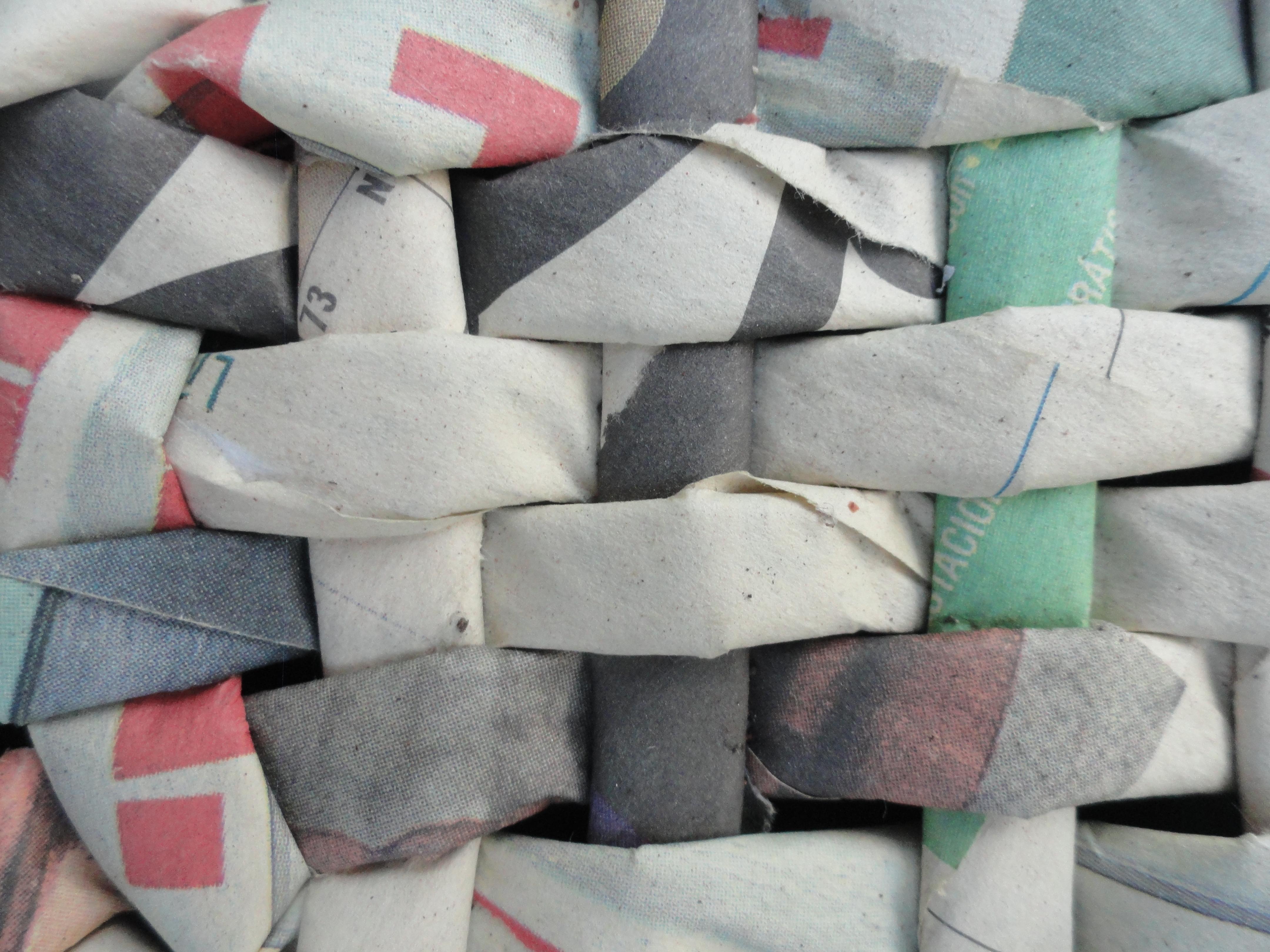 papel tejido