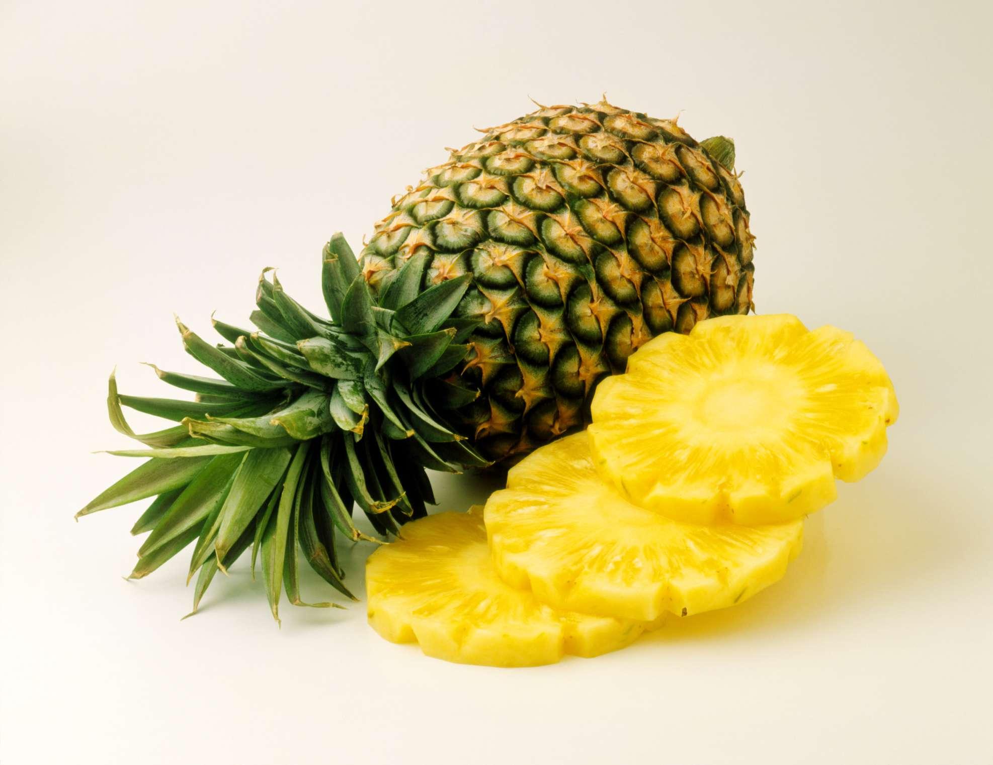 piña, propiedades nutricionales piña,