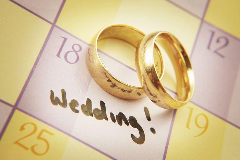 Calendario belleza novia