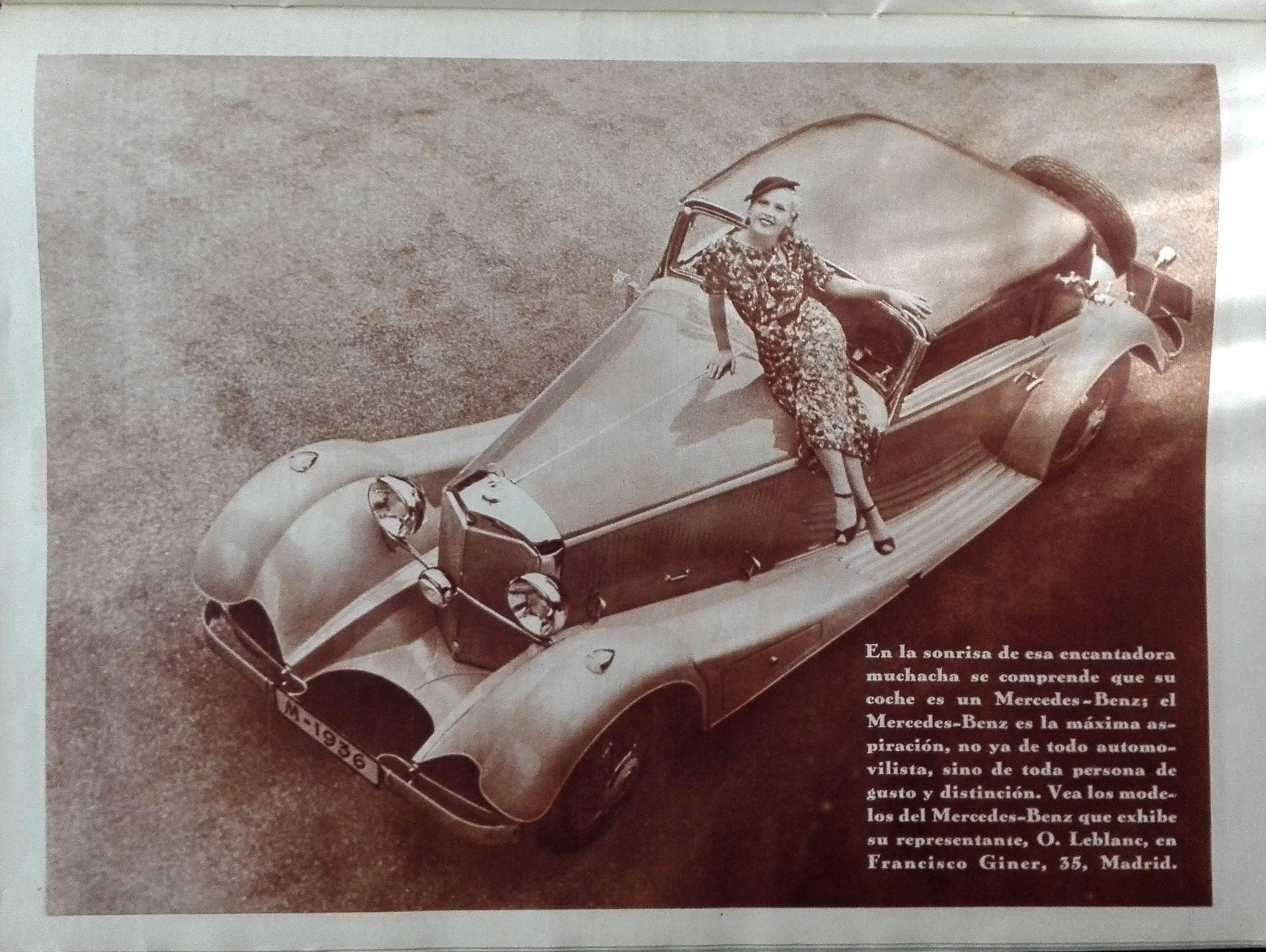 Publicidad Mercedes Benz