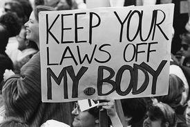 El control del cuerpo femenino es uno de los grandes debates del feminismo