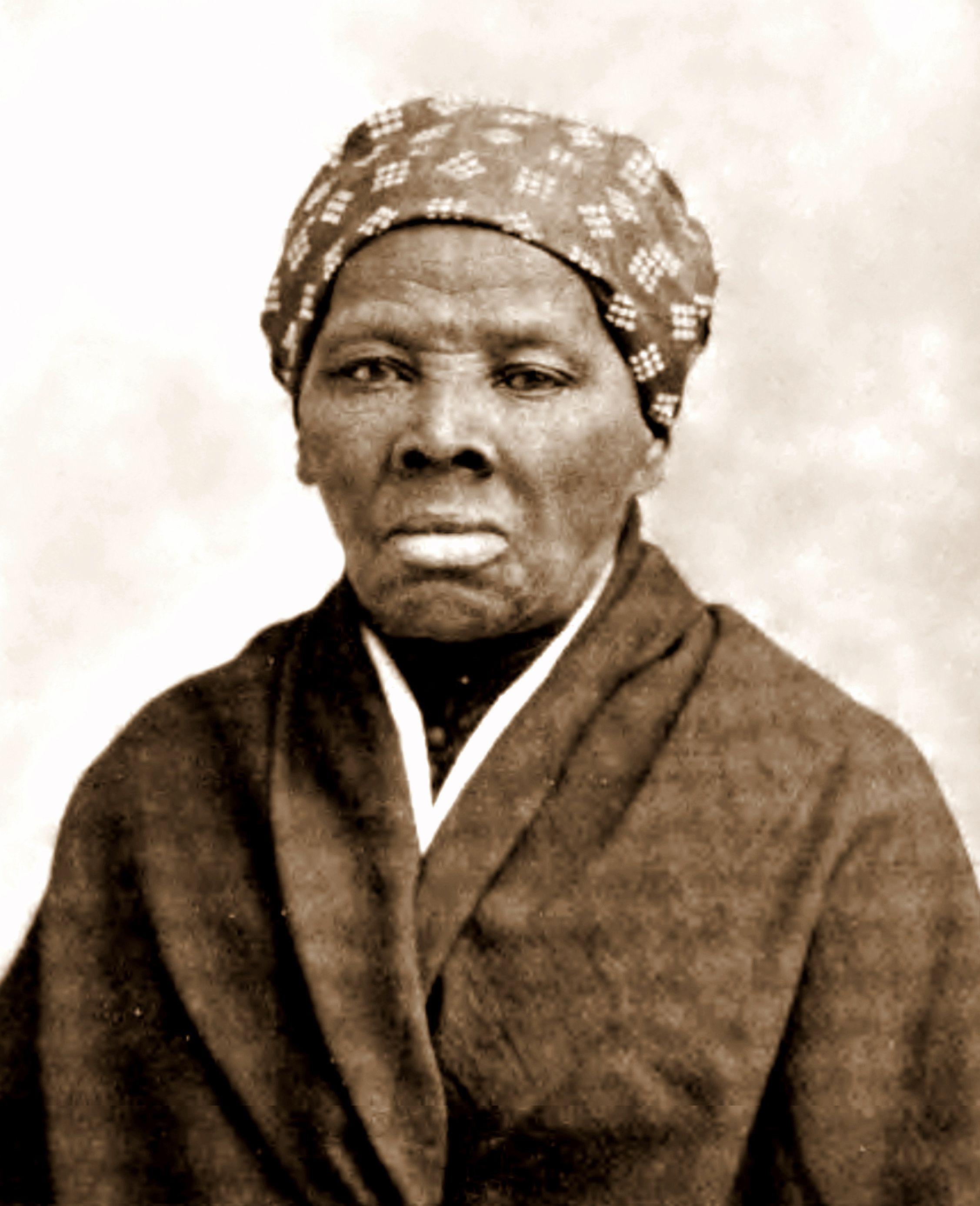 Quién fue Harriet Tubman
