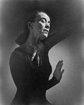 Martha Graham, , bailarina famosa cuyas citas célebras forman parte de un gran legado.