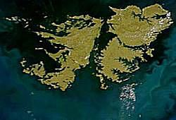 El Conflicto Por Las Islas Malvinas