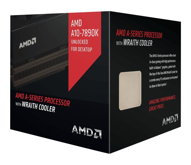 AMD A10-7890K Quad Core Desktop CPU