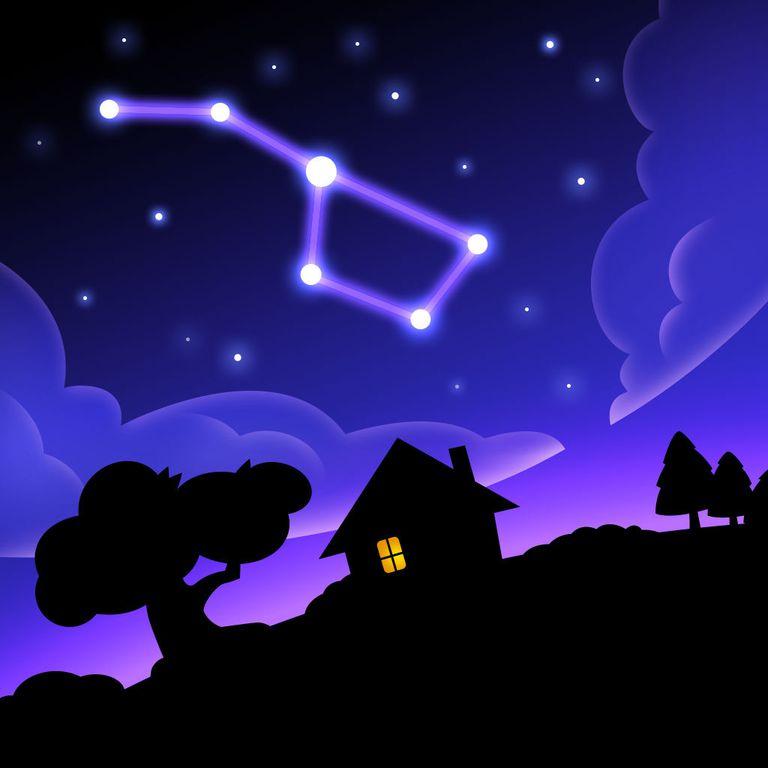 sky view explora el universo app ipad
