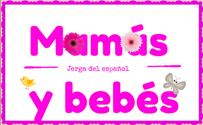 Jerga del español mamas
