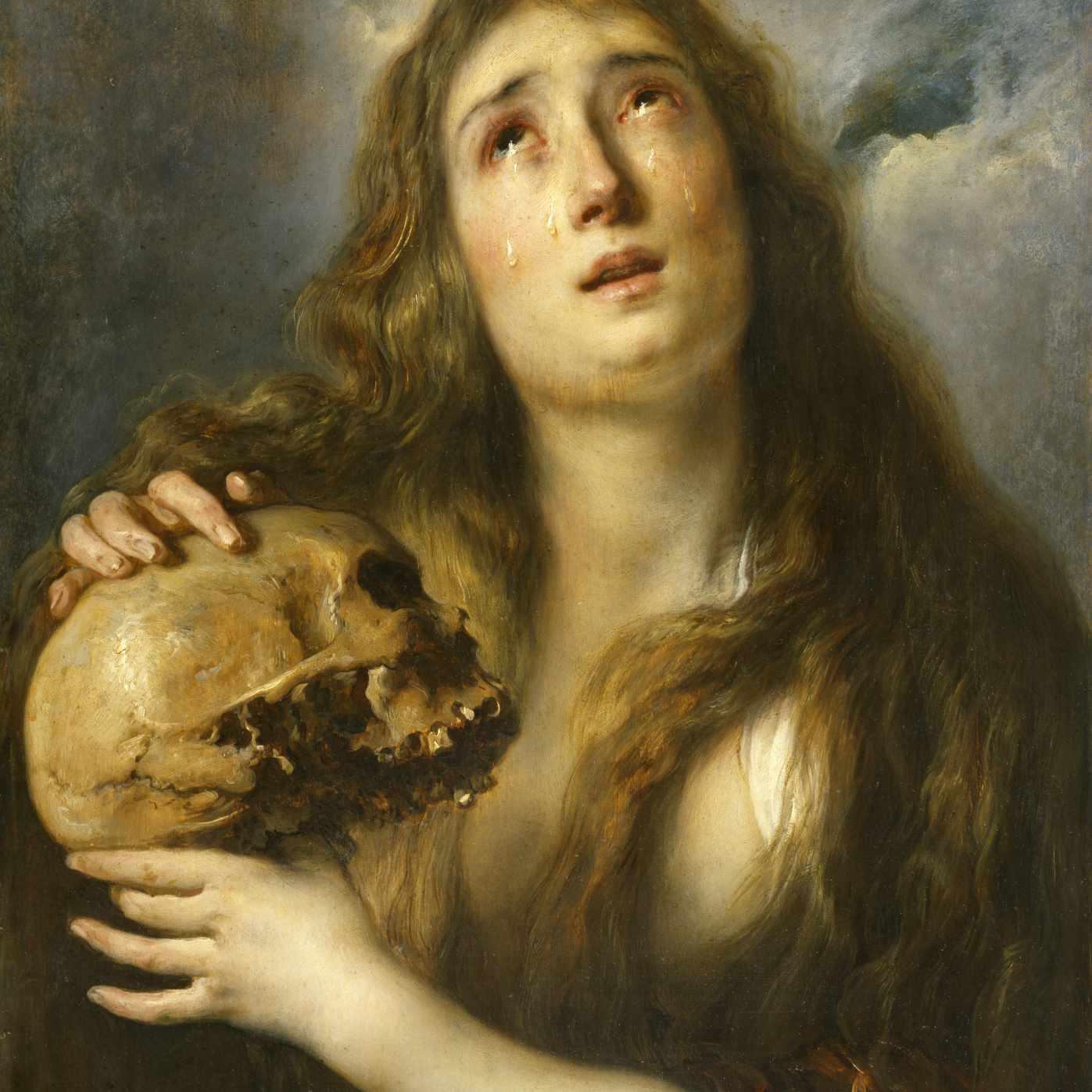 María Magdalena por Jan Boeckhorst