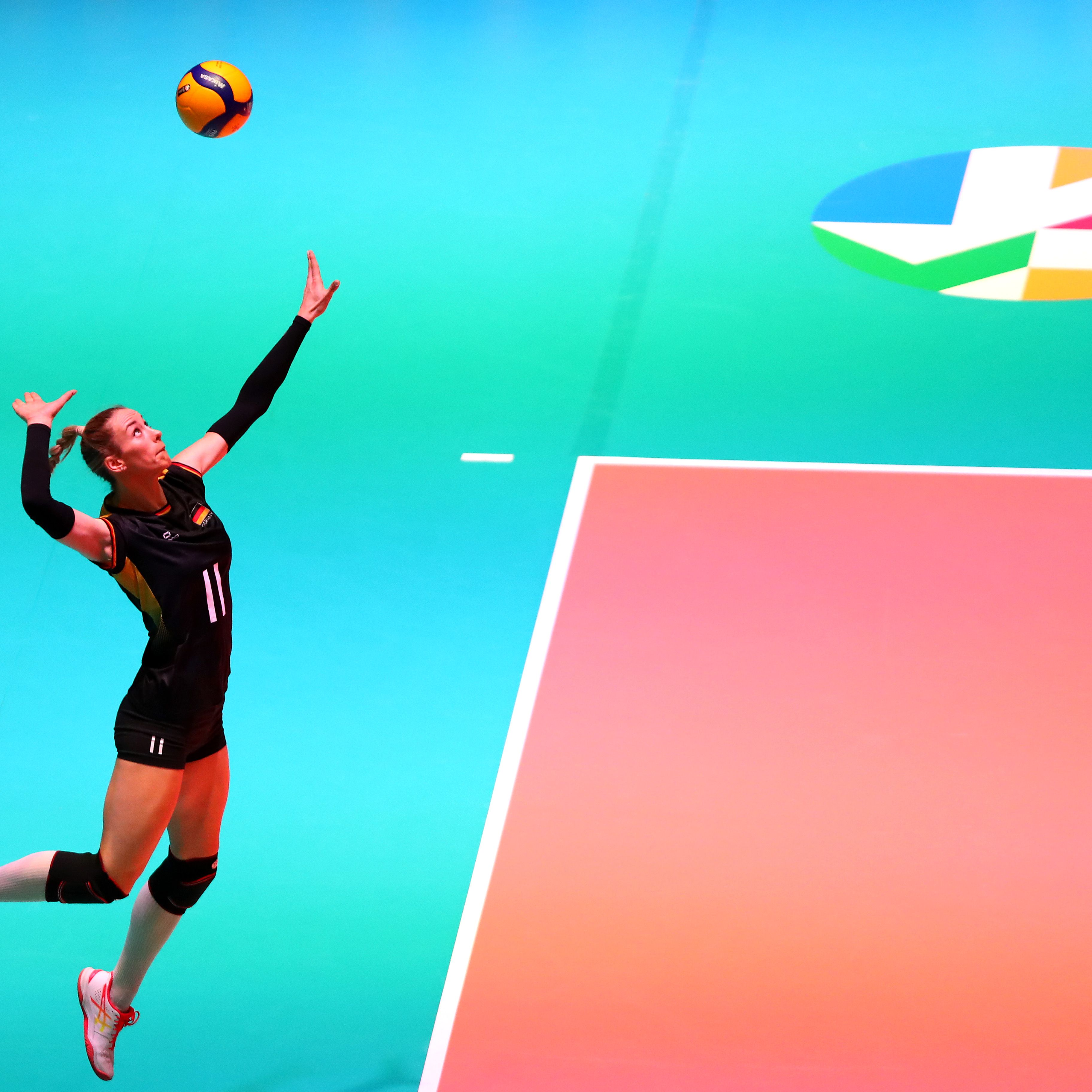 diferentes tipos de golpes en voleibol