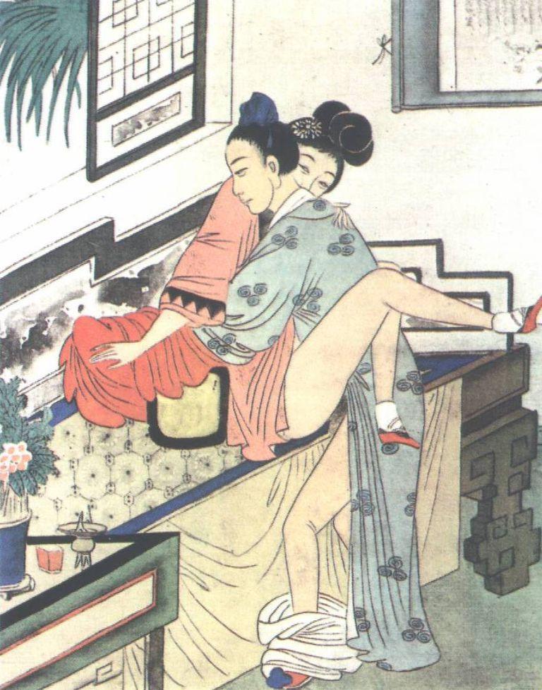 Penetración taoísta suave