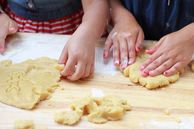 Recetas Fáciles Para Cocinar Con Niños