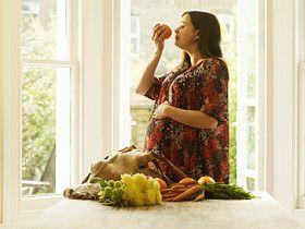 olfato embarazada