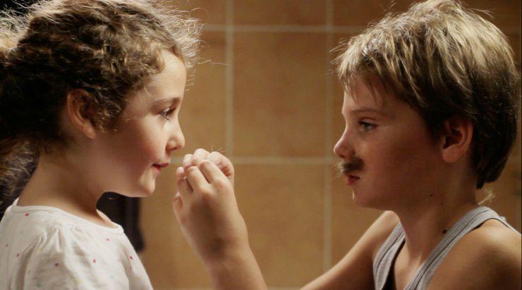 Una escena de 'Tomboy', una buena película para analizar los estereotipos de género.