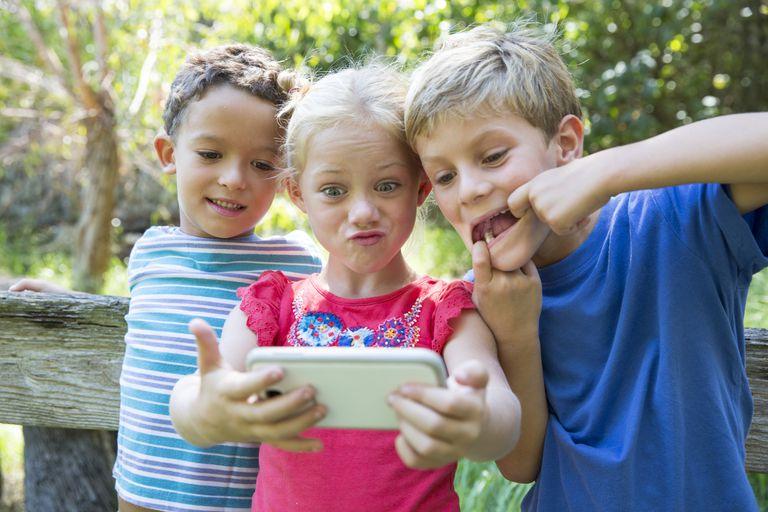 El uso de celulares