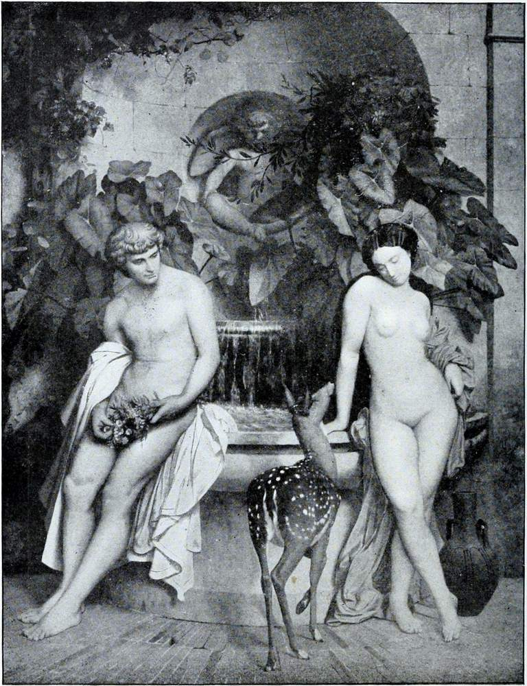 La inocencia de Jean-Léon Gérôme