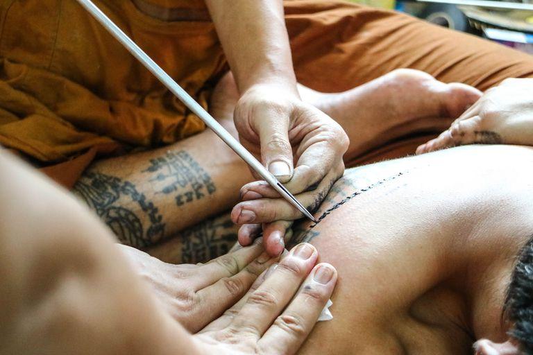 Tatuaje Yant
