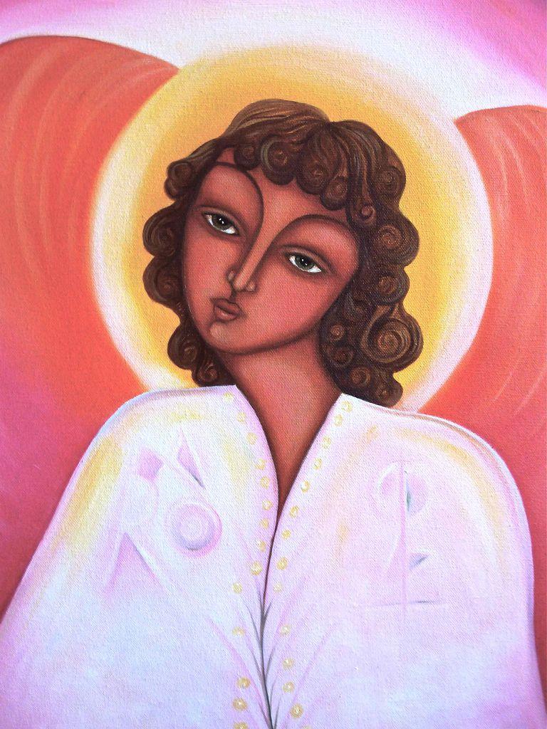 Ángel de la Guarda por Tanya Torres