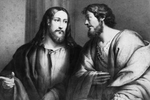 Mateo y Jesús