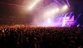 Un concierto de música