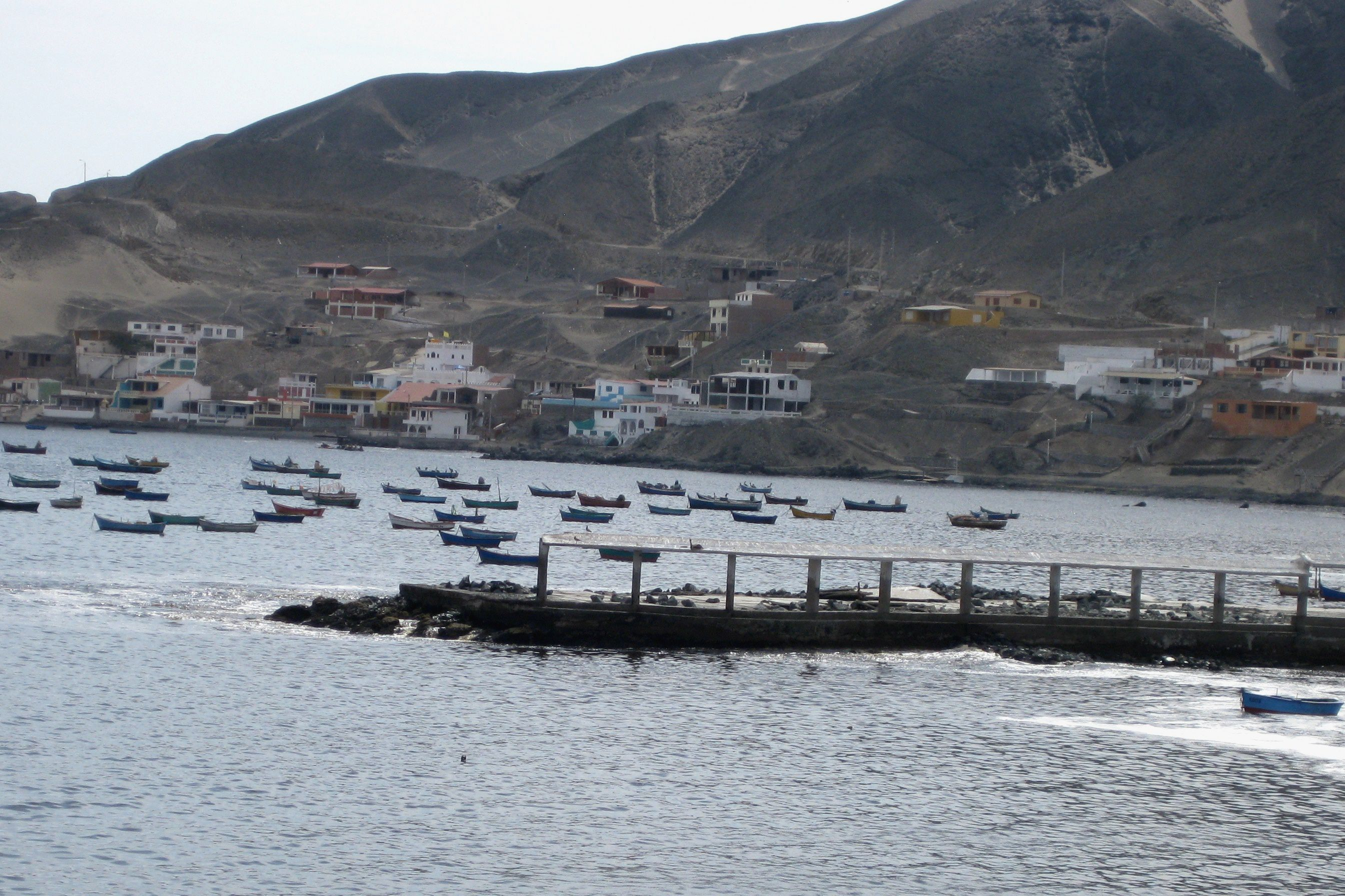 Playa Tortugas, Perú