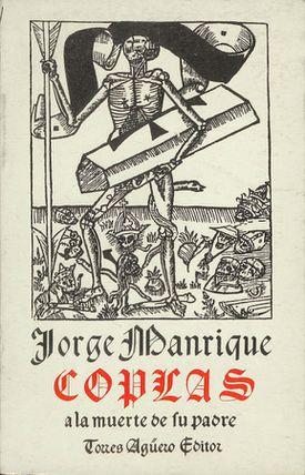 Coplas Elegía Jorge Manrique