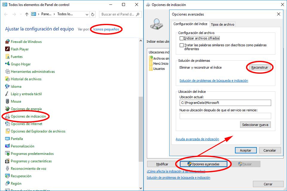 Reconstruir-Indice-Busqueda-Windows10