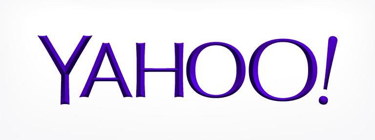 logotipo de Yahoo!