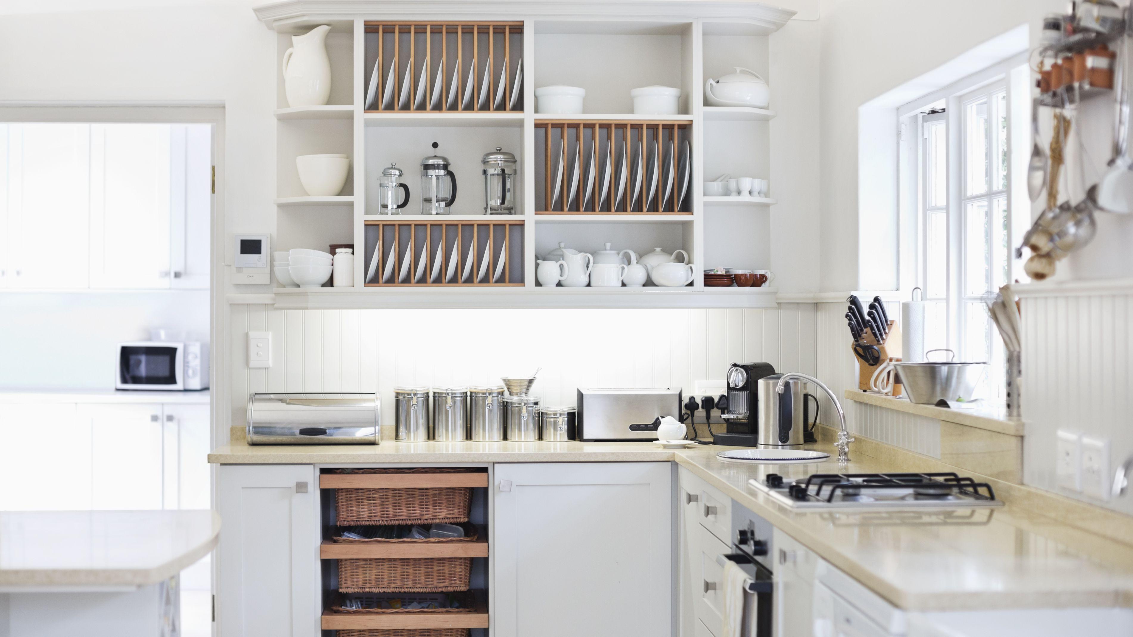 Como Mantener Tu Cocina Limpia Por Mas Tiempo