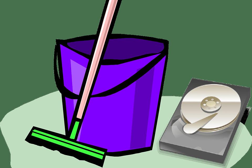 Limpia Disco Duro