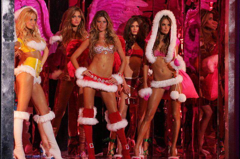 Un momento del desfile de la marca Victoria's Secret de 2009.