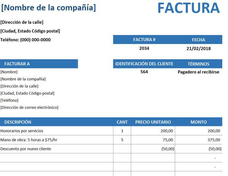 Factura