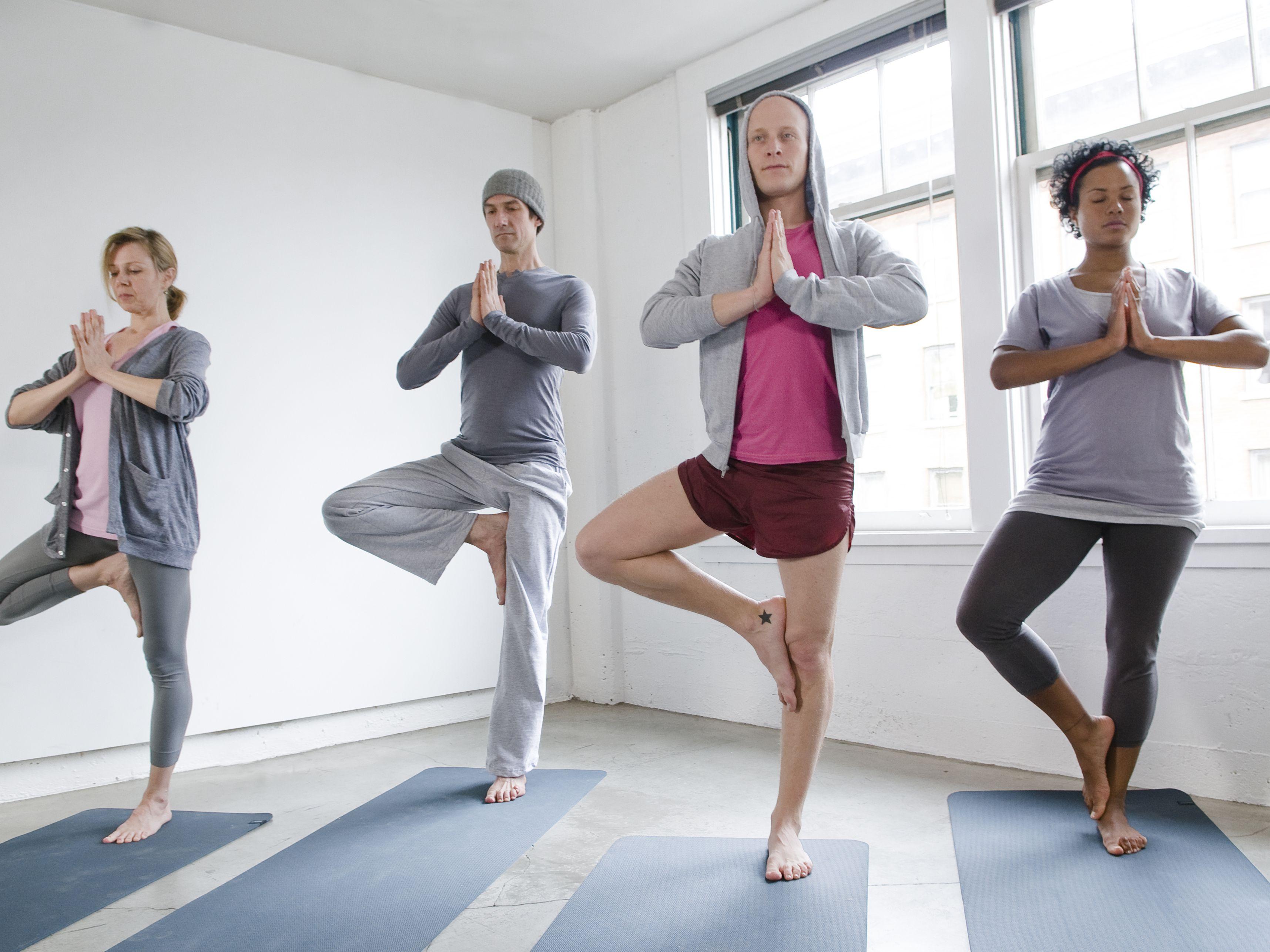 Que Ropa Ponerse Para Hacer Yoga