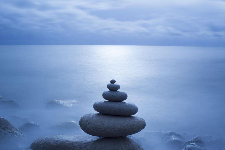 Meditación taoísta órbita microcósmica